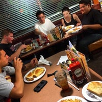 Photo taken at Denny's by Andrew B. on 8/20/2014