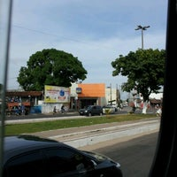 Photo taken at Avenida Arterial 18 by Rayanne O. on 10/16/2012