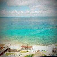 Photo taken at El Cozumeleño Beach Resort by Karen G. on 9/17/2012