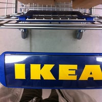Photo taken at IKEA by Charles R. on 10/30/2012