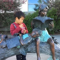 Photo taken at Redwood Shores Branch Library by Scott T. on 5/12/2017