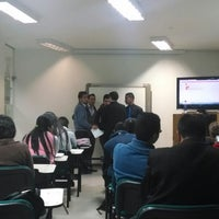 Photo taken at Sena centro de servicios financieros by Lisseth D. on 8/12/2014