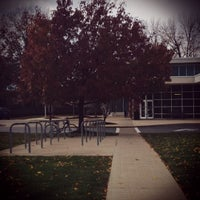 Photo taken at Northwest Library by Chad S. on 11/3/2012