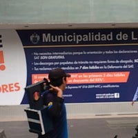 Photo taken at Servicio de Administración Tributaria de Lima by Evelin F. on 1/23/2017