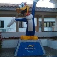 Photo taken at Hotel PortAventura by Princesa 8. on 9/17/2012