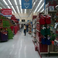 Photo taken at Walmart by Ana Laura y. on 11/10/2012