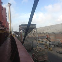 Photo taken at Terminal Maritimo de Barranquilla by Ric S. on 6/20/2013
