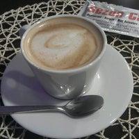 Photo taken at Sezon Cafe by Eda H. on 11/7/2012