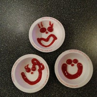 Photo taken at Johnny Rockets by Daniel G. on 1/18/2013