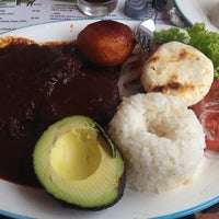 Photo taken at La Despensa Cocina Típica by Carolina on 2/9/2014