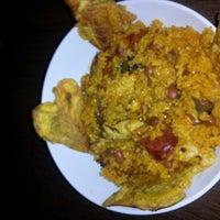 Photo taken at Desecheo Restaurant by Mary Ann R. on 10/18/2012