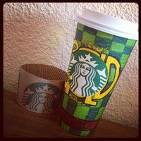 Photo taken at Starbucks by Roberr .. on 10/27/2012