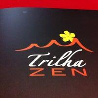 Photo taken at Trilha Zen by Thiago M. on 10/12/2012