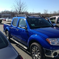 Photo taken at Modern Nissan Of Lake Norman by Pamela B. on 3/10/2013