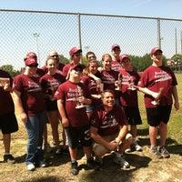 Photo taken at Buddy Baseball by Kris on 3/30/2013