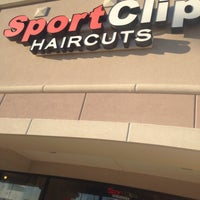 Photo taken at Sports Clips by Brian S. on 11/30/2016