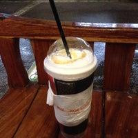 Photo taken at Mae Au Kor Coffee by Kritkamol I. on 9/30/2014