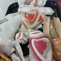 Photo taken at Taco Bell by Elena R. on 2/8/2013