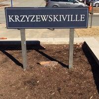Photo taken at Krzyzewskiville by Orig P. on 12/21/2016