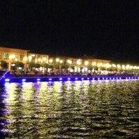 Photo taken at Flisvos Marina by a v. on 5/6/2013