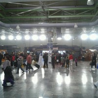 Photo taken at Central de Autobuses by Adara S. on 12/20/2012
