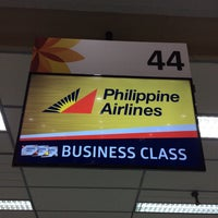 Photo taken at Mactan Cebu International Airport (MCIA) by Zanne on 8/14/2016
