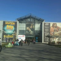 Photo taken at Immo Outlet Centar by Marko S. on 12/4/2012