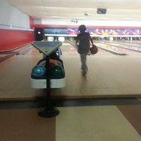 Photo taken at AMF Florida Lanes by Ashley on 1/4/2014