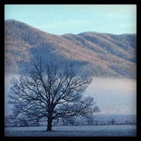 Photo taken at Cades Cove by Val in Real Life on 1/27/2013