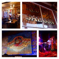 Photo taken at Red Dog Saloon by Val in Real Life on 9/11/2014