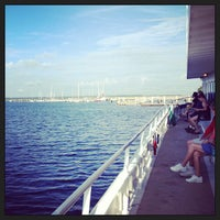 Photo taken at Cumberland Lady (ferry To Cumberland Island) by Val in Real Life on 7/12/2013