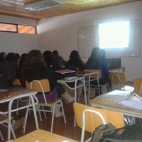 Photo taken at Colegio Almenar by María Loreto E. on 10/12/2012