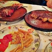 Photo taken at Restaurante Bilibio by Diego S. on 2/1/2013