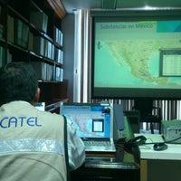 Photo taken at Locatel by Heriberto Q. on 10/26/2012