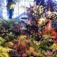 Photo taken at The New York Botanical Garden by Andre A. on 3/1/2013