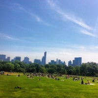Photo taken at Great Lawn - Central Park by Andre A. on 5/27/2013