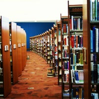 Photo taken at Indianapolis Marion County Public Library - Central Branch (IMCPL Central) by Kevin W. on 9/17/2012