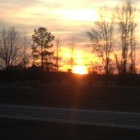 Photo taken at Interstate 95 by 🚜Big C. on 1/21/2013
