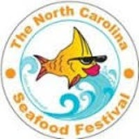 Photo taken at Morehead City Seafood Festival by 🚜Big C. on 10/4/2013