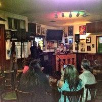 Photo taken at Dos Jefes Uptown Cigar Bar by Burke I. on 3/20/2013