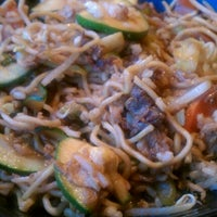 Photo taken at YC'S Mongolian Grill by Anastasia A. on 9/22/2012