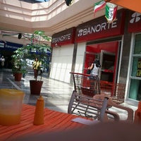 Photo taken at Plaza Cantil by Luis Armando V. on 9/28/2012
