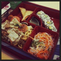 Photo taken at Gendai by Angélica S. on 1/2/2013
