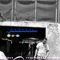 Photo taken at Qatif fish market by Aziz D. on 7/8/2016