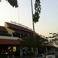Photo taken at Bangkok Bus Terminal (Chatuchak) by Toob T. on 2/12/2013