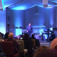 Photo taken at Oasis Christian Centre by Jennieseth T. on 1/22/2017