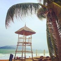 Снимок сделан в Bãi Biển Nha Trang (Nha Trang Beach) пользователем Nimfospears 12/30/2014