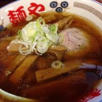 Photo taken at 麺や by Katsuya A. on 8/25/2015