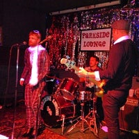Photo taken at Parkside Lounge by David G. on 5/25/2013