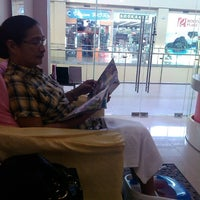 Photo taken at Nails & Lashes Corner by R'a T. on 7/25/2013